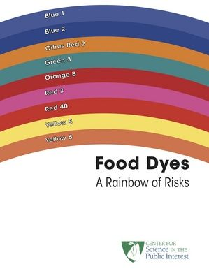 Risking Your Health With Food Dyes | Breakfast cereal, Cereal and ADHD