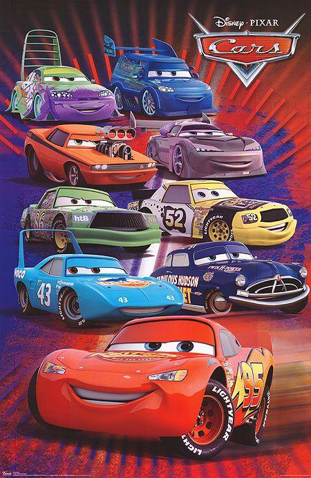 Cars Cast Overview Owen Wilson Lightning Mcqueen Paul Newman