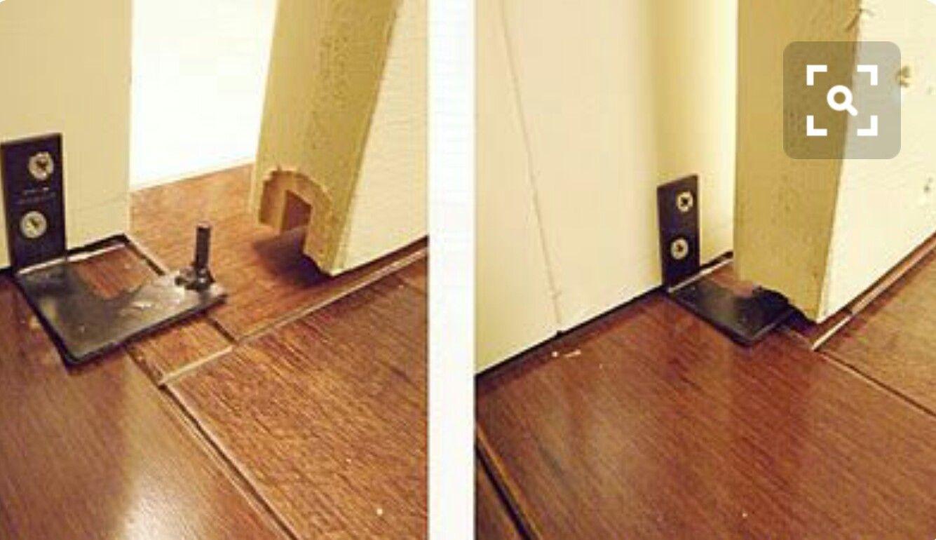 Wall Mounted Door Guide For Barn Doors Schuurdeur Schuifdeur