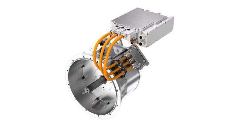 Direct Drive Electric Powertrain Tm4 Electricity Electric Car Conversion Electric Cars