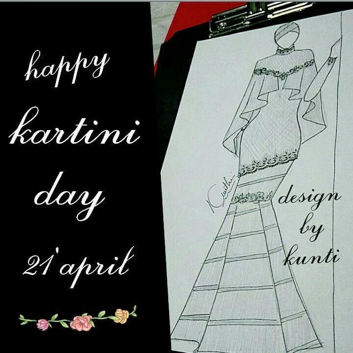 #kartiniday #muslimdress #lace #batik Di 2019