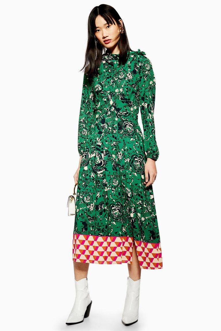 a64e0adccc9d 10 φλοράλ φορέματα που θα φέρνουν την άνοιξη - ELLE