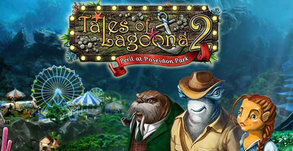 Image result for tales of lagoona peril at poseidon park