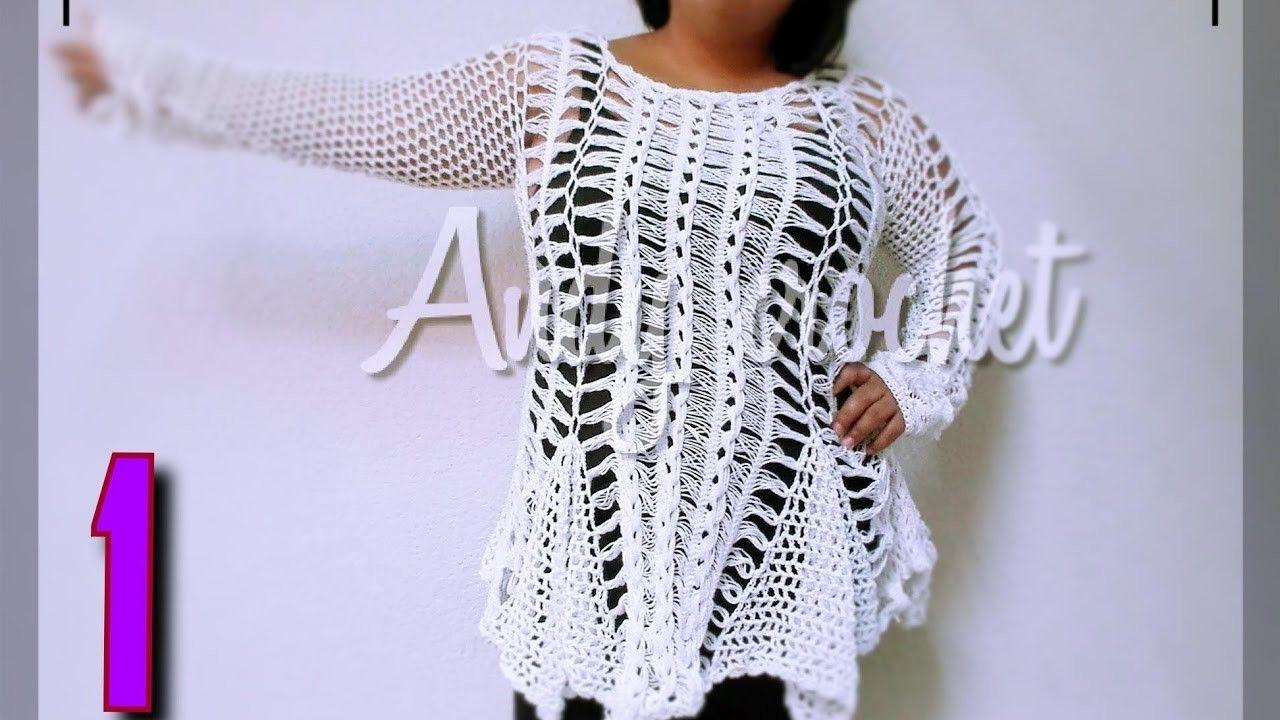 BATA EN HORQUILLA ( 1 ) DE 3 | Crochet | Pinterest | Horca, La ...