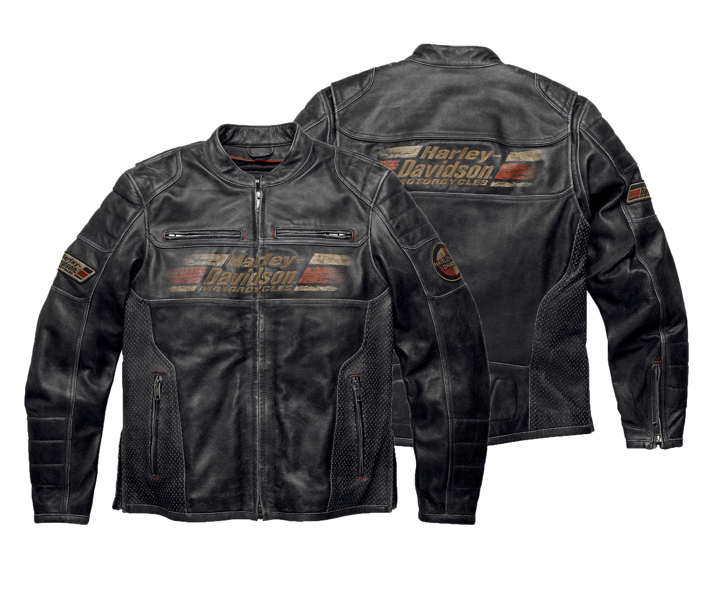 7223ac133bceb2 Harley-Davidson Men s Astor Leather Jacket  Available Sizes S