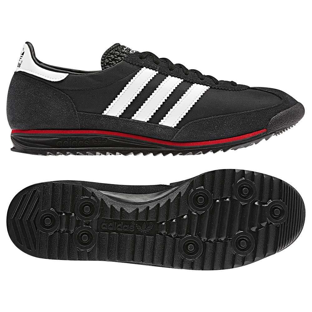 46d4f7b0f adidas SL72 Unisex Siyah Spor Ayakkabı (G63488)