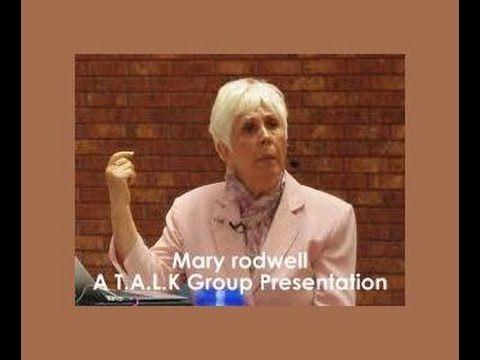 A Mary Rodwell presentation 2016 by Leigh Kerr