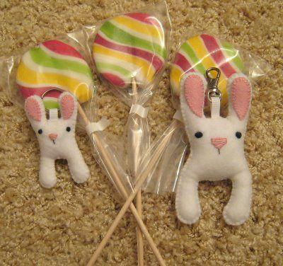 felt bunnies, 2009