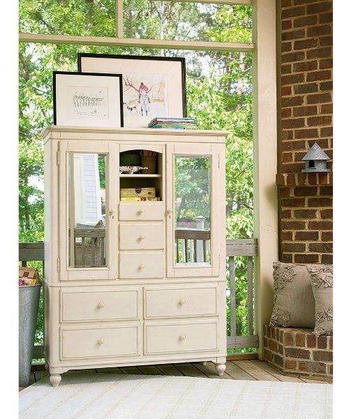Merveilleux Paula Deen Gals Young Ladys 2nd Closet Armoire   Kids Armoires At Hayneedle
