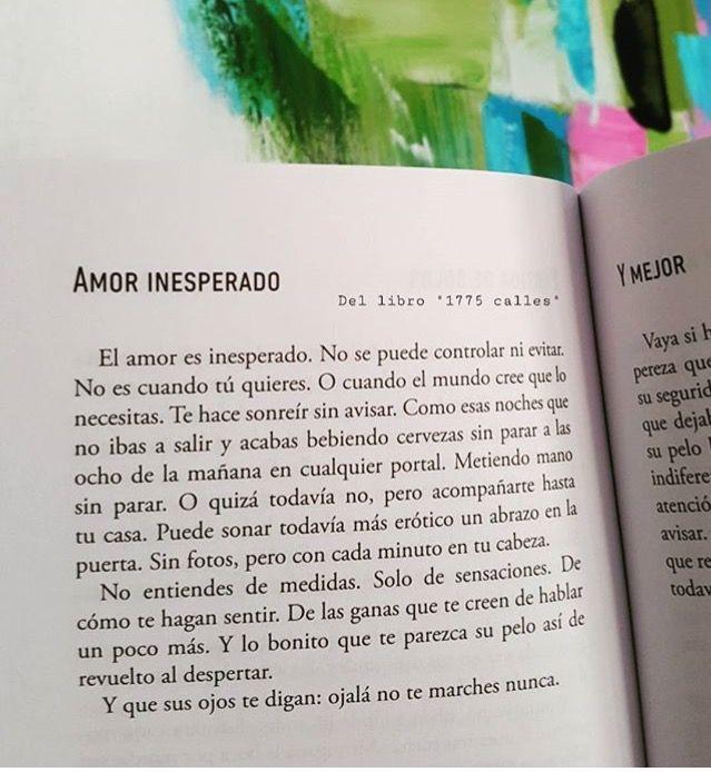 Amor Inesperado Frases Libros Frases Bonitas Y Frases De Amor