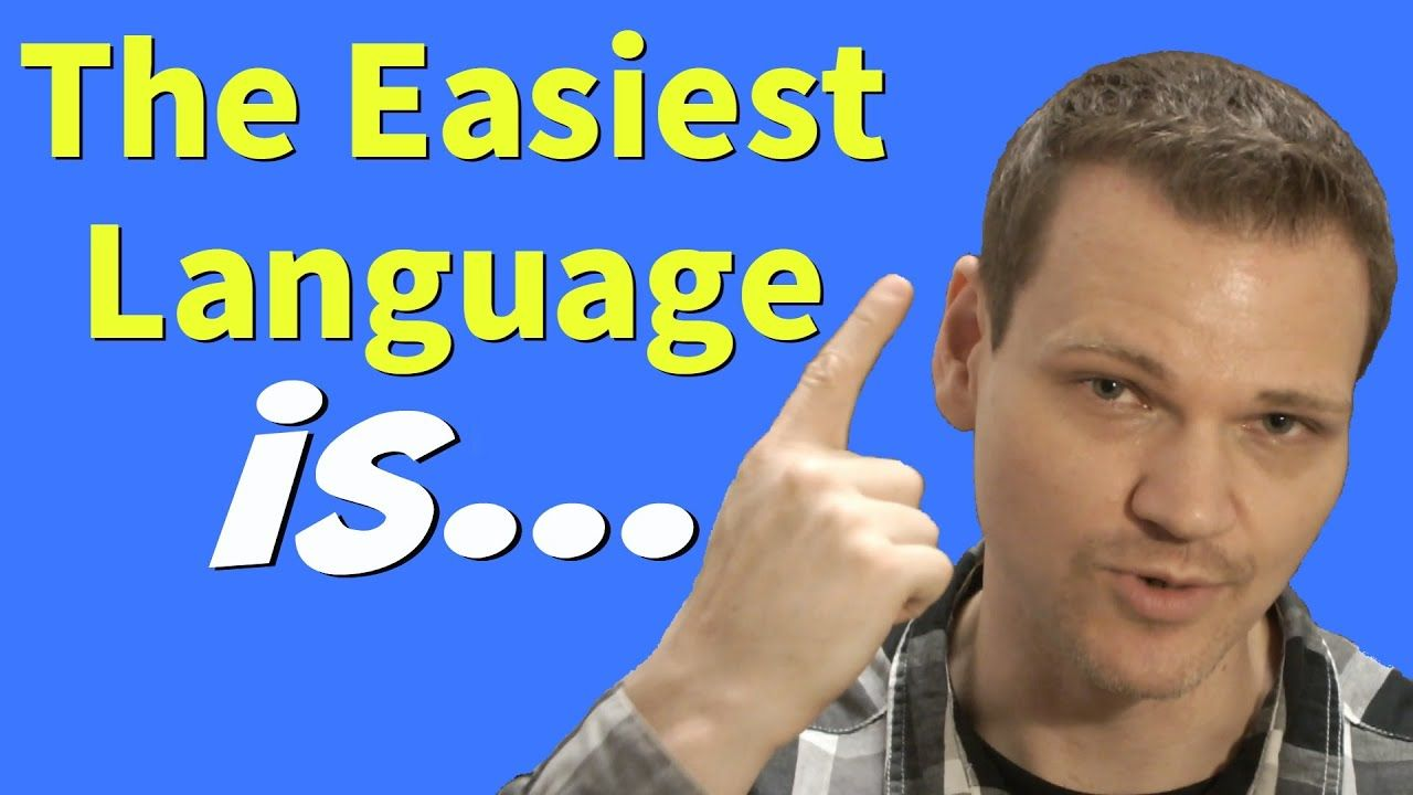What's the Easiest Language to Learn? Learning languages