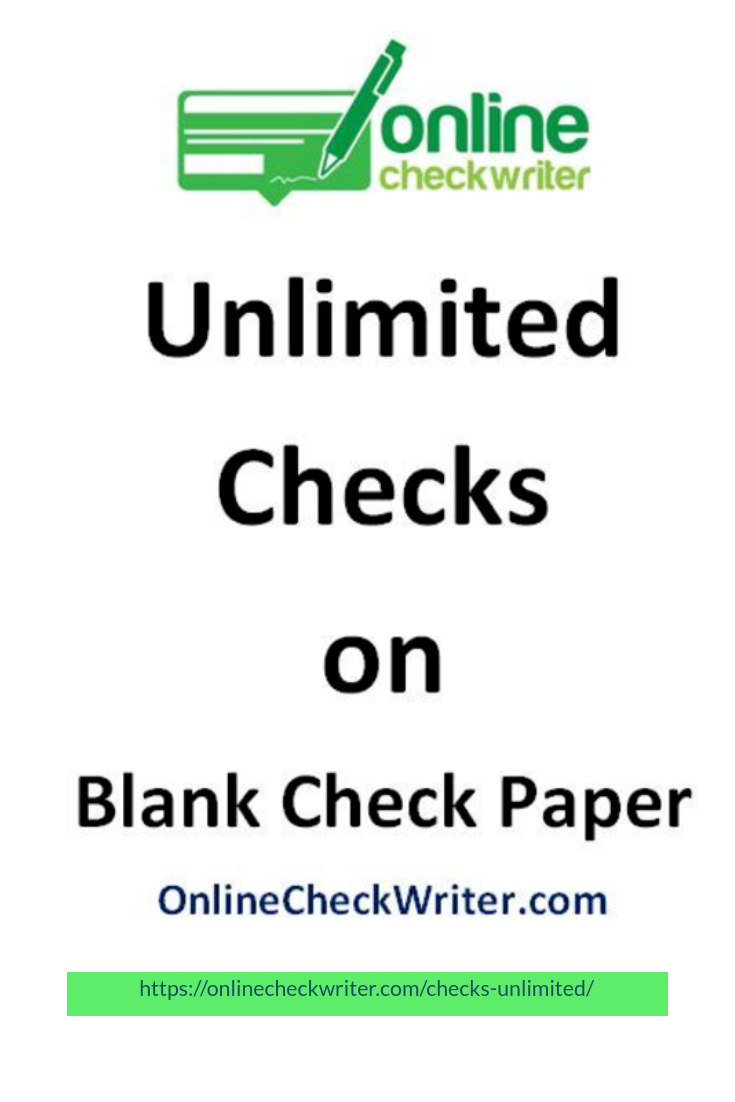 Checks Unlimted Printing Software Writing Software Best Email Marketing Software