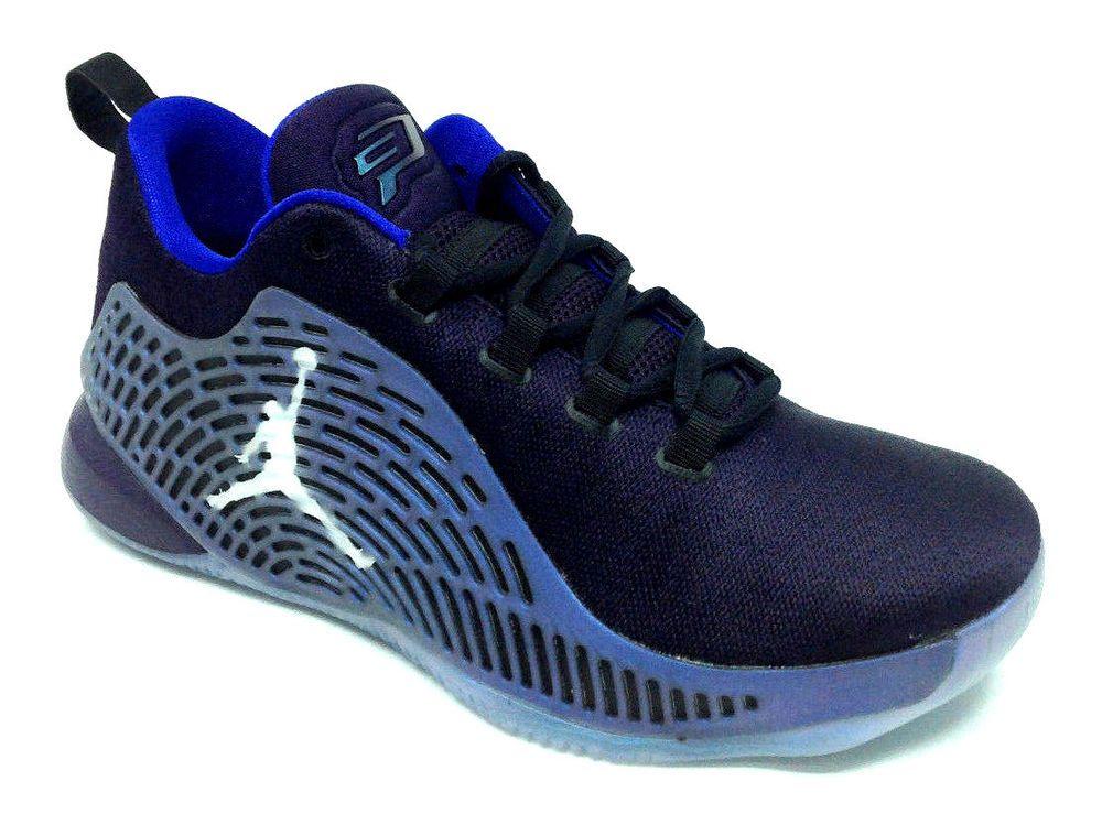 watch 15250 9808e eBay  Sponsored Jordan CP3.X BG Boys Sneaker Purple Dynasty White-Black  854295-505