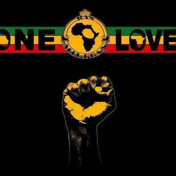 Rastafarian 2: Rasta, Bob Marley . . . One Love