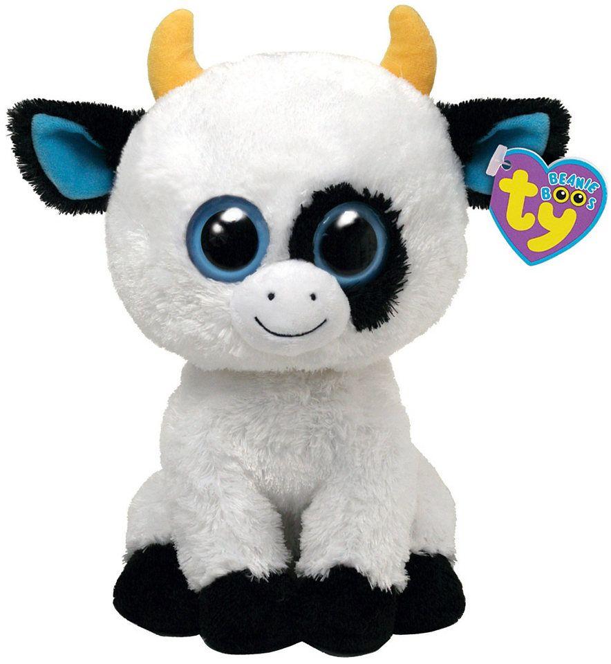 Ty Beanie Boo Lamm Twinkle Cremefarben 15cm Ty Beanie Boos