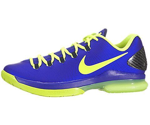 Nike KD V Elite Mens Basketball Shoes 585386-400 Hyper Blue 10 M US 100