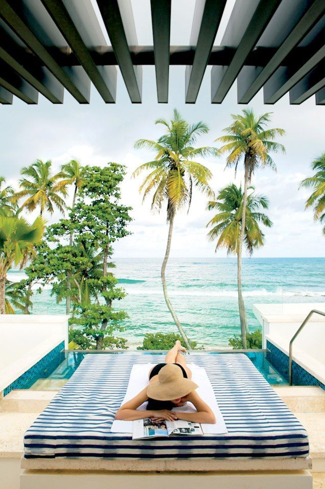 Dorado Beach, Puerto Rico  Check out http://leisurelab.com/leisure-culture/ for more