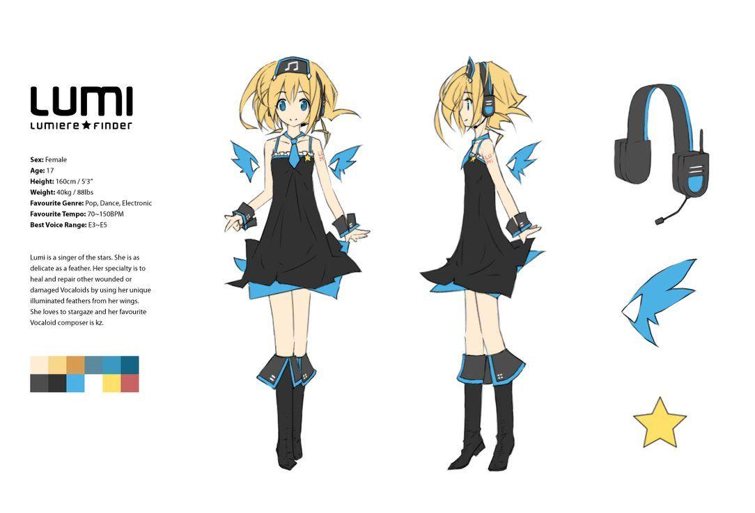 5'3 Anime Characters