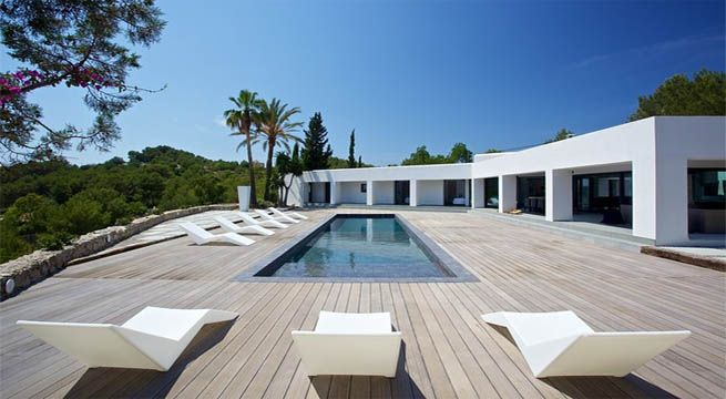 Casas de lujo en Ibiza | Luxury | Pinterest | Ibiza and House