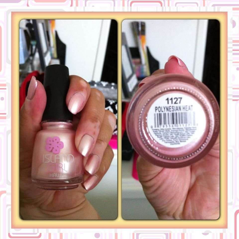 Loving the Island Girl Hawaii Nail Polishes and their names are so ...