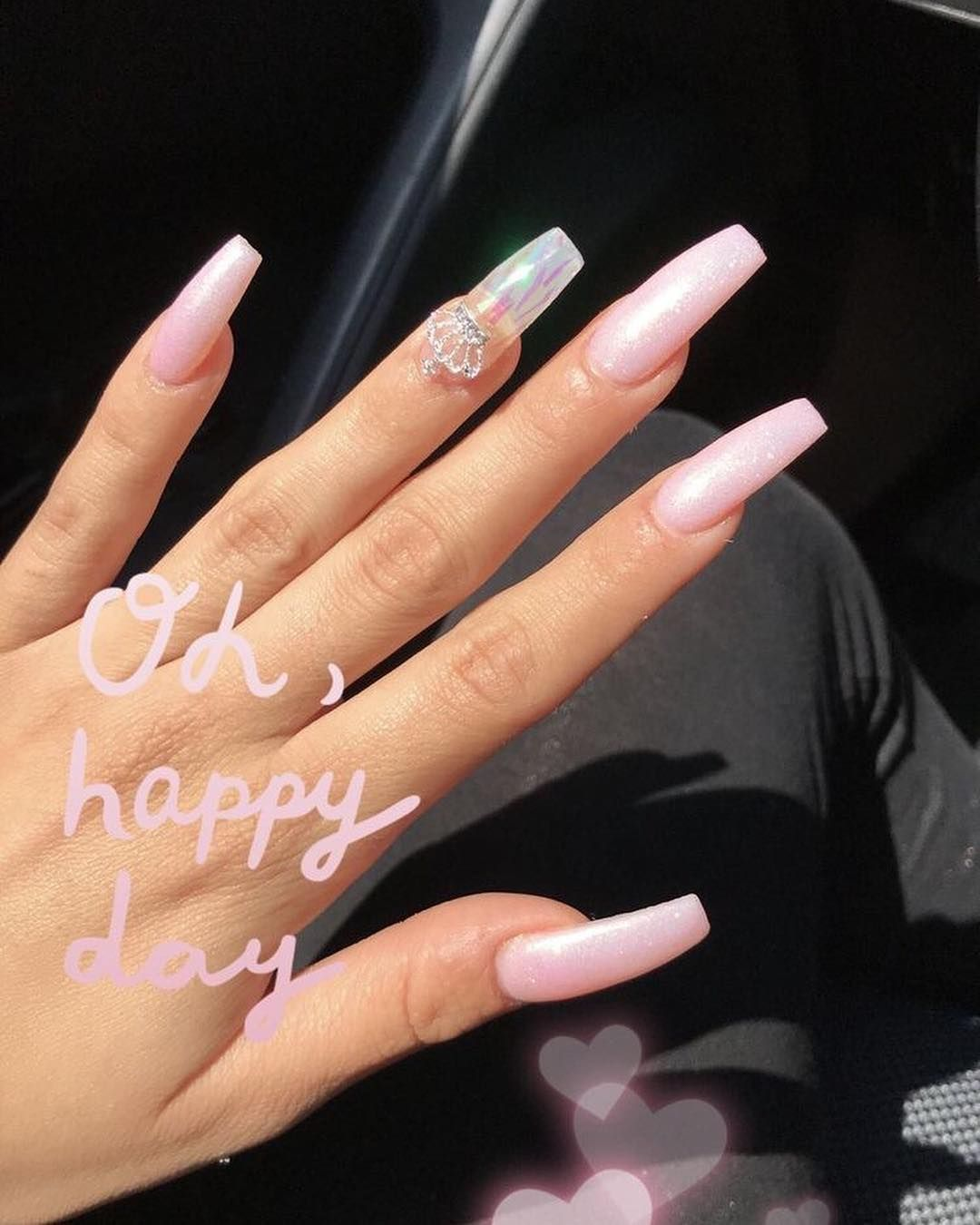 20 Lovely Baddie Nails Ideas To Try Right Now Baddieacrylicnailideas Baddienailsideas In 2020 Nails Simple Nails Pretty Nail Designs Acrylics