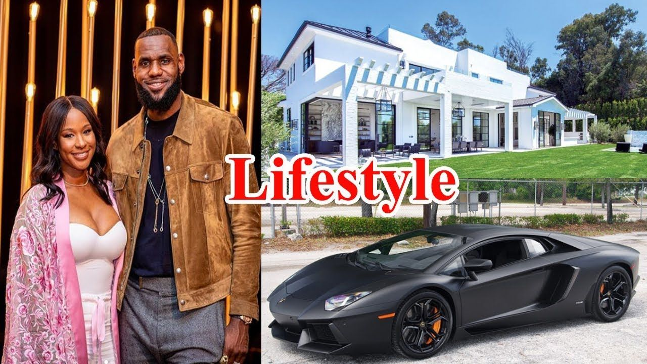 LeBron James Lifestyle Family, House, Wife, Cars, Net