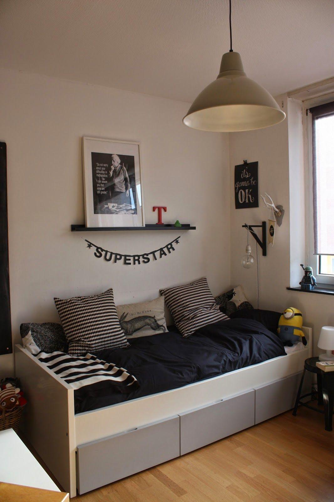 Das Kleine Weisse Haus Zimmer Jungszimmer Teenager