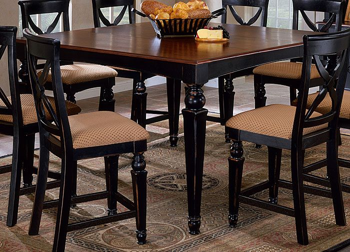Countertop Height Table And Chairs Northern Heights