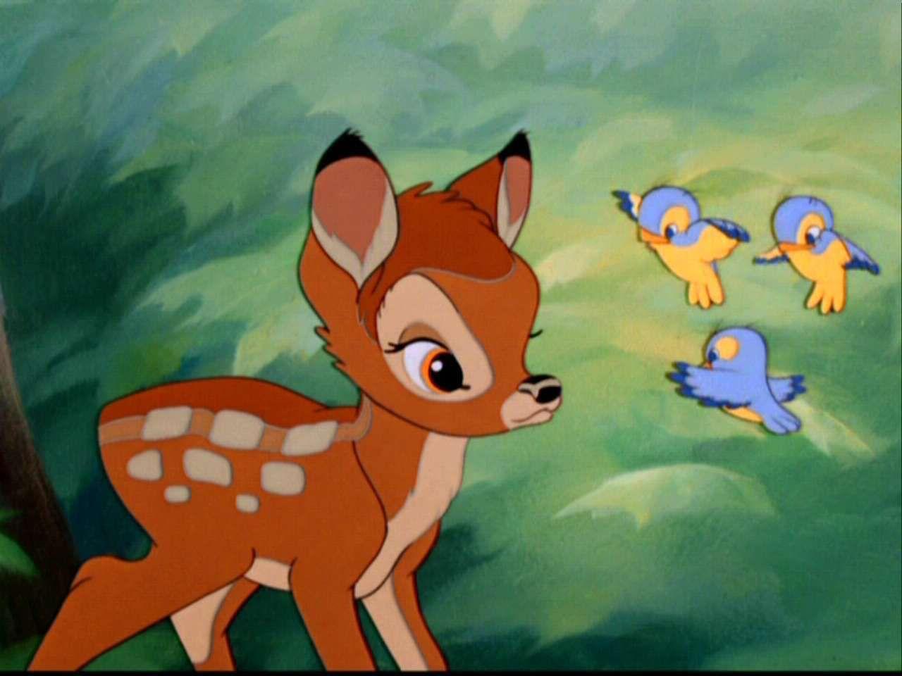 Best of Famous Cartoon Bambi Xxx