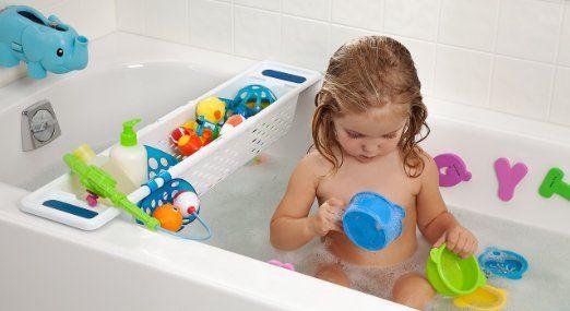 Munchkin+Secure+Grip+Bath+Caddy+$14.75+{reg.+$21.99}