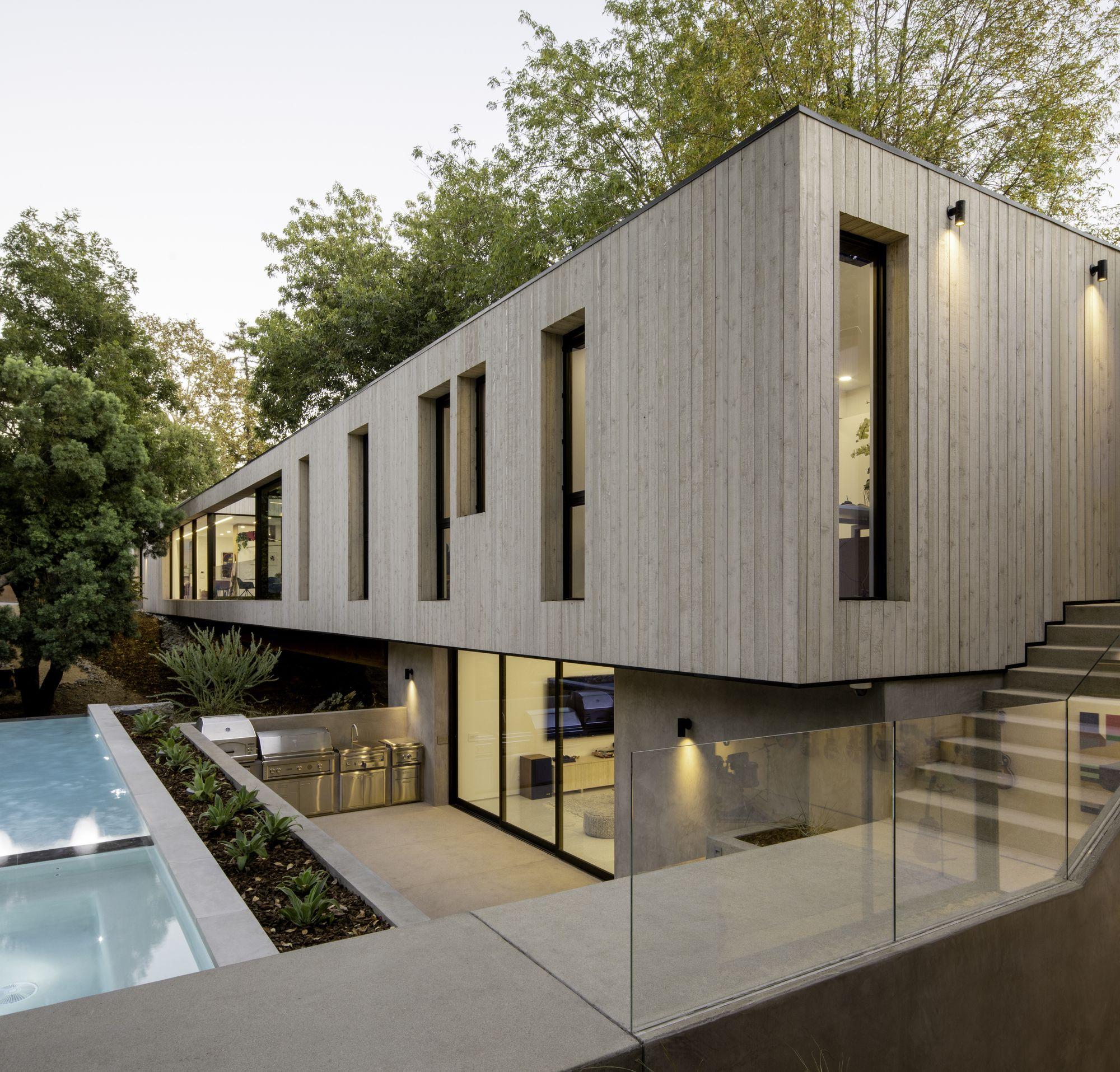 Bridge House LA / Dan Brunn Architecture
