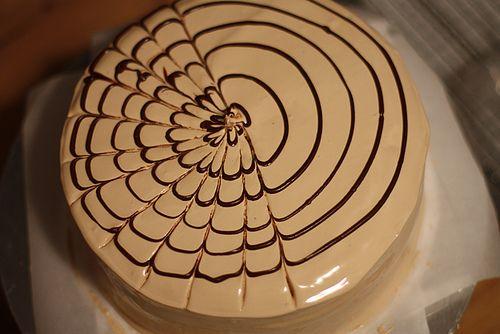 Chocolate decorating cake recipe