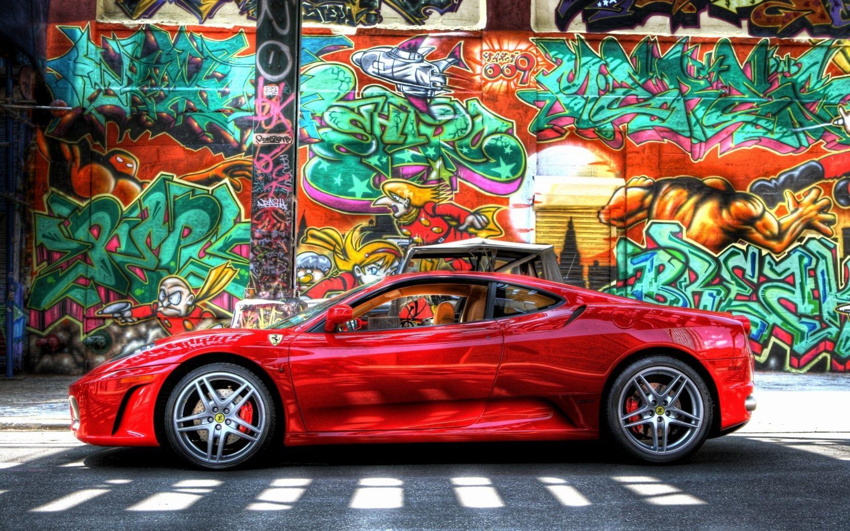 Ferrari Graffiti Photos Wallpapers Graffiti Wallpaper Graffiti Art