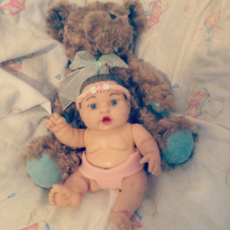 Rosa - Tiny Newborn/Reborn Bi-Racial Anatomically Correct Berenguer look alike by EmilysCraftys on Etsy