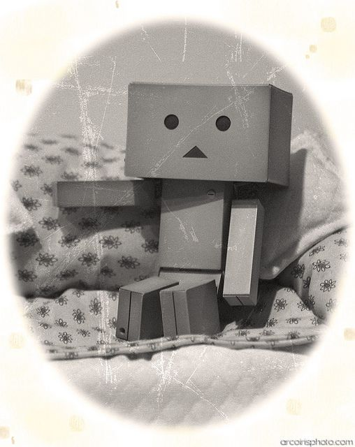 Danbo found a old pic of his Grandma when she was younger... :)