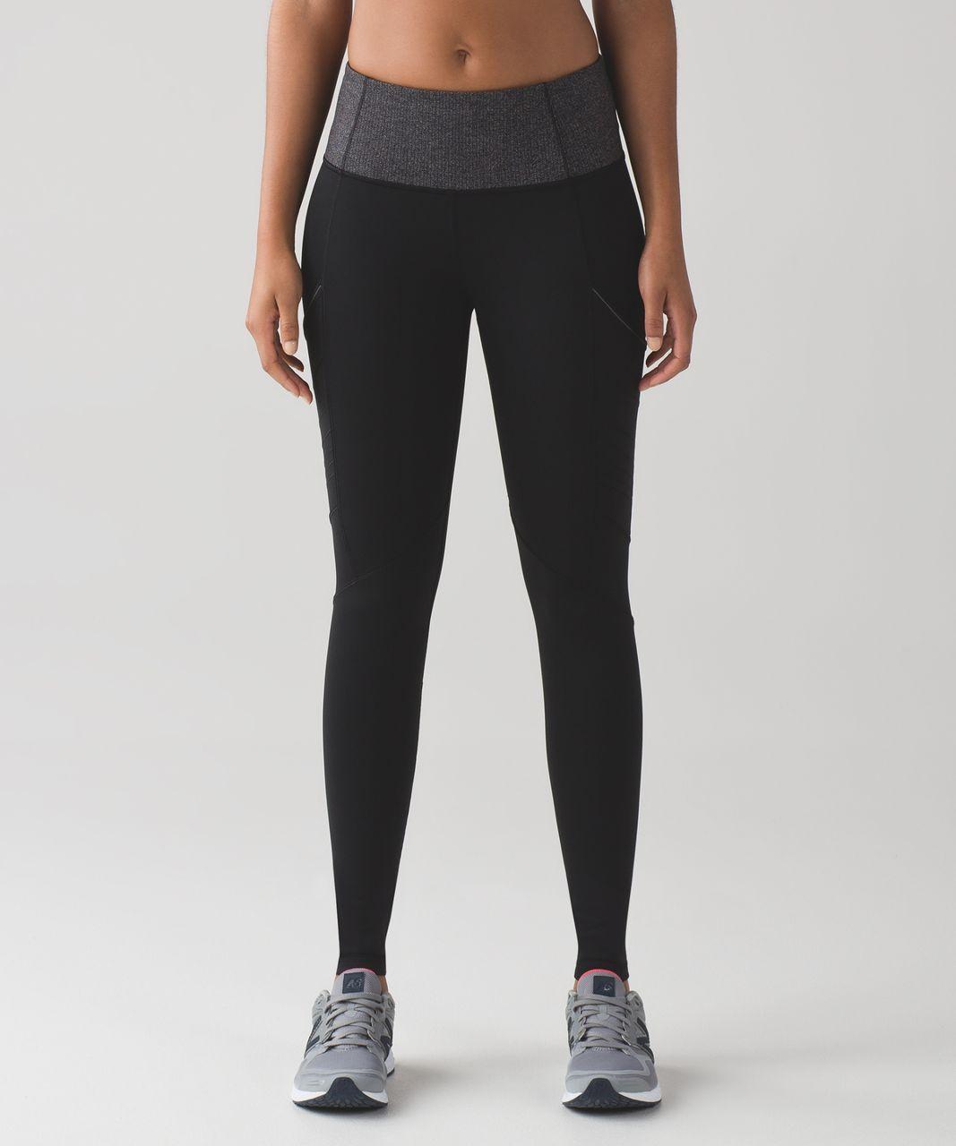 e7a9155baa228b Nike Women's Legend Poly Drift Long Running Tights NEW 724945 010 Sz M $75  | eBay