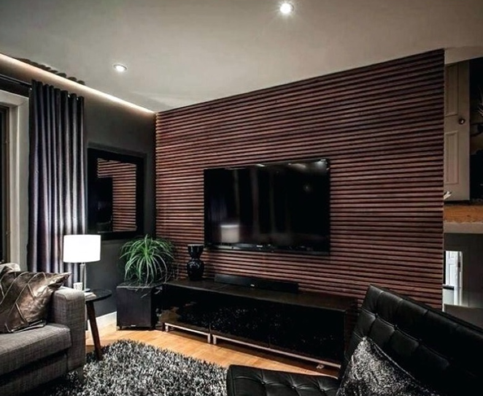 Pin By Katie Mckenna On Jma Residence Accent Walls In Living
