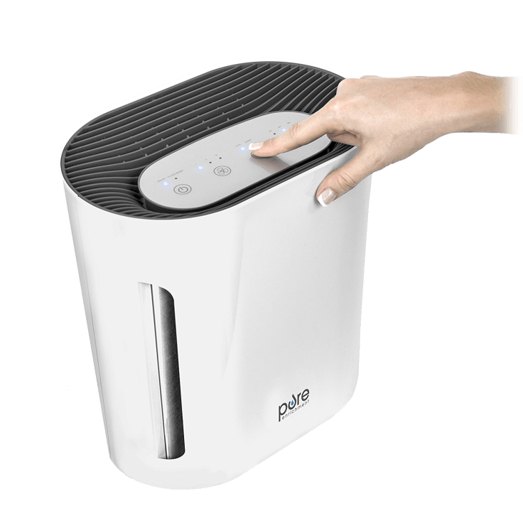 PureZone 3in1 True HEPA Air Purifier with UVC