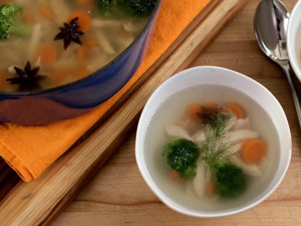 Flu fighter chicken soup with garlic and star anise recipe flu fighter chicken soup with garlic and star anise recipe pinterest star anise chicken soups and garlic forumfinder Images