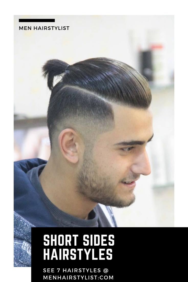 Masculine, stylish and easy to maintain haircut #manbumundercut #manbumhairstyles | David hair ...