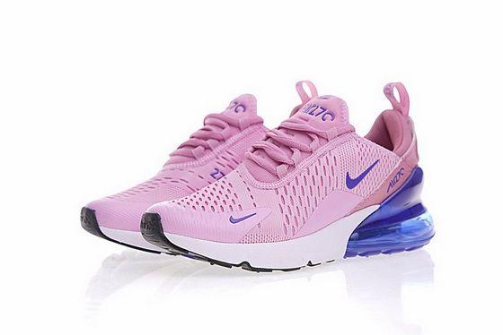 sports shoes b28b1 2631f Buy Nike Air Max 270 Pink Purple White Ah8050 540 Sneaker
