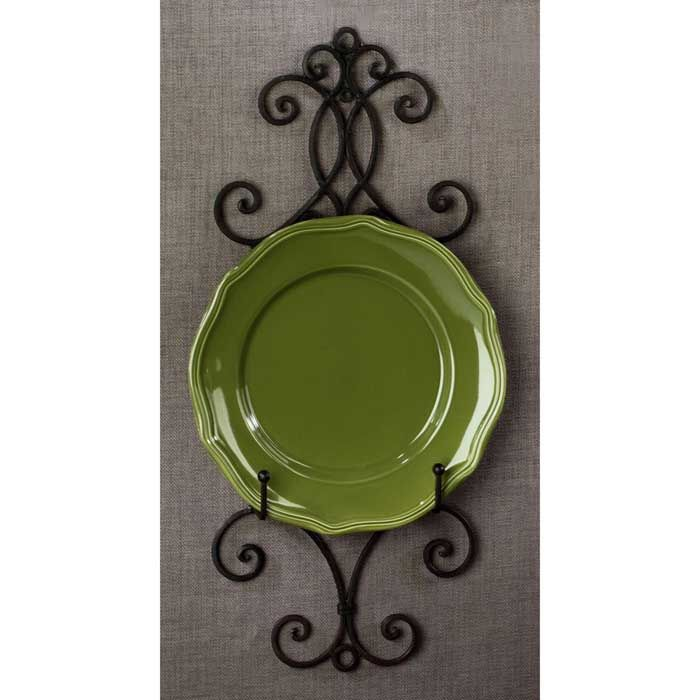 Wall Hangers For Plates Endearing Chelsea Collection Wall Rack For Plates And Artwork 2225  Living Review