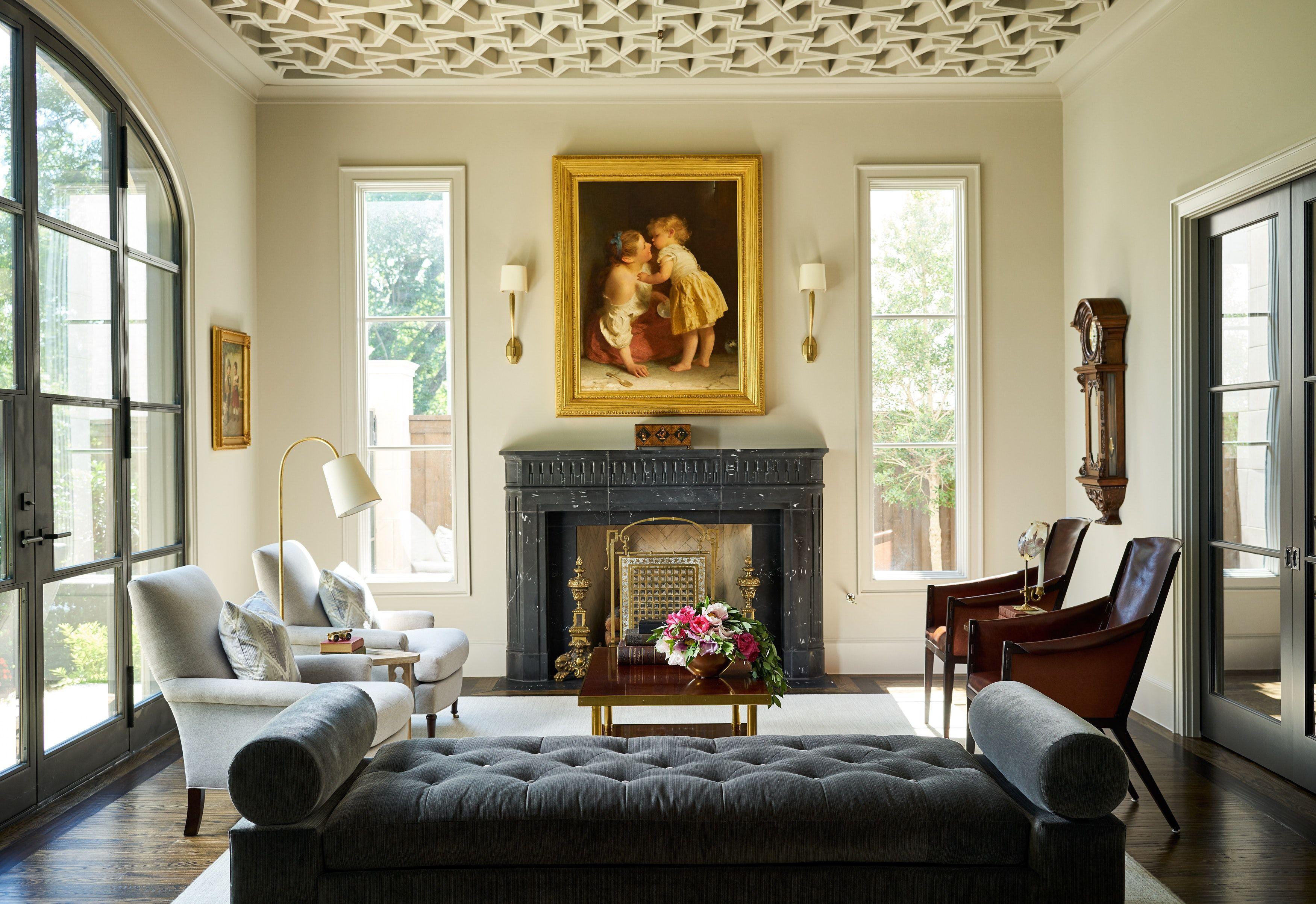 Formal Living Room Seating Area den Pinterest