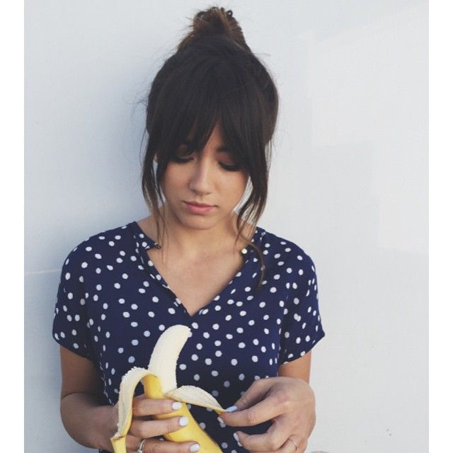 Chloe i still sing hollaback girl every time i spell banana chloe bennet on instagram i still sing hollaback girl every time i spell banana and youre huge liar if you say you dont sciox Gallery