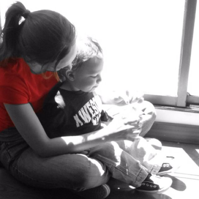 Emilio y Yo! Amor total !
