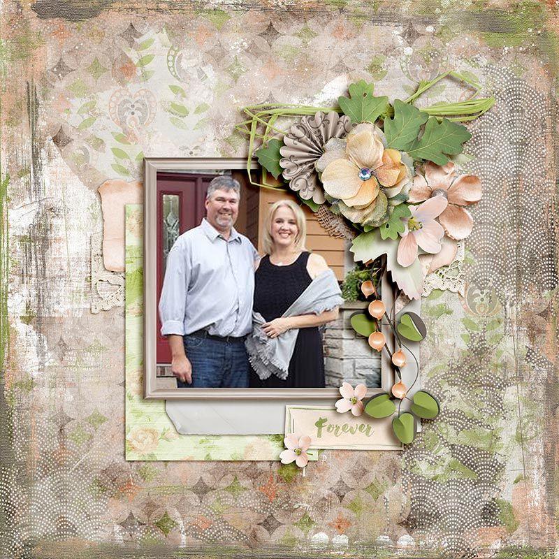 "Created using ""Romantic Fall"" page kit by Vero, found at Digital Scrapbooking Studio, #thestudio, #DSS, http://www.digitalscrapbookingstudio.com/personal-use/kits/romantic-fall-page-kit/"