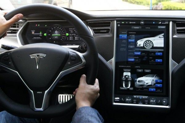 Tesla Model S The Last Word In Green Car Technology Cars