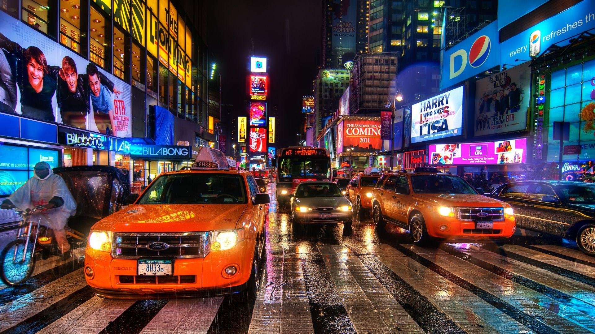 Brooklyn Bridge USA HD desktop wallpaper Widescreen High