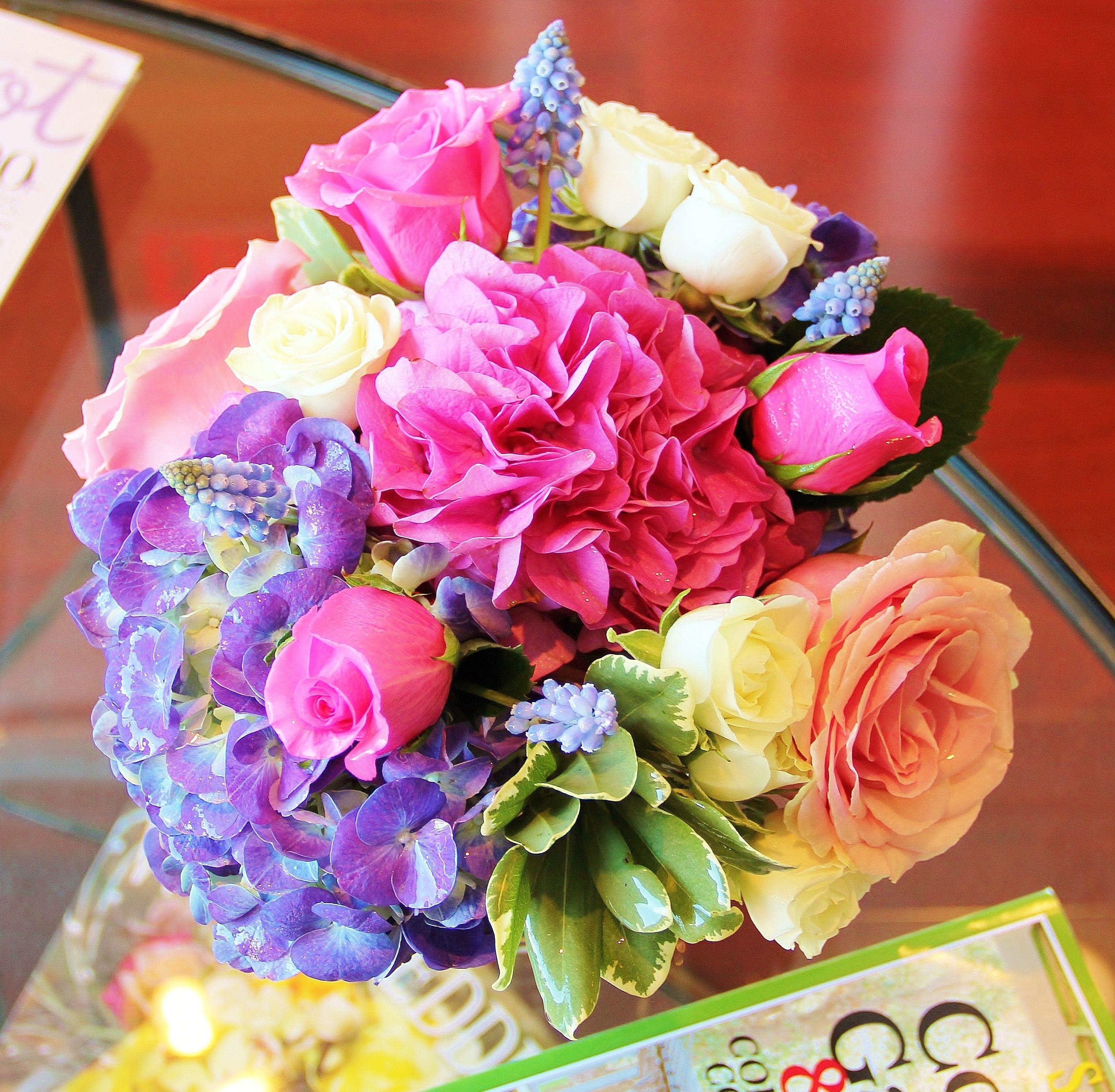 Harriett's Blooms from Hartfordshire