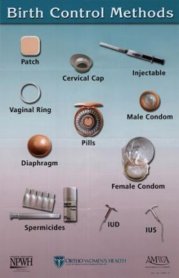 Best birth control option for a smoker